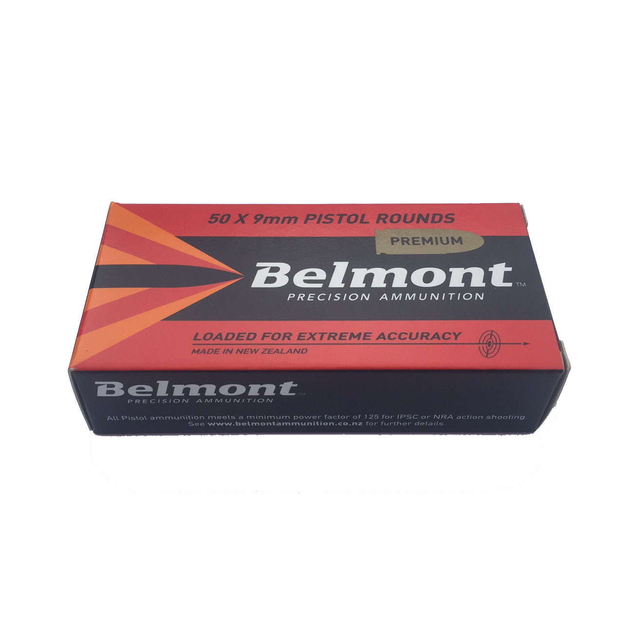 9mm – Belmont Ammunition