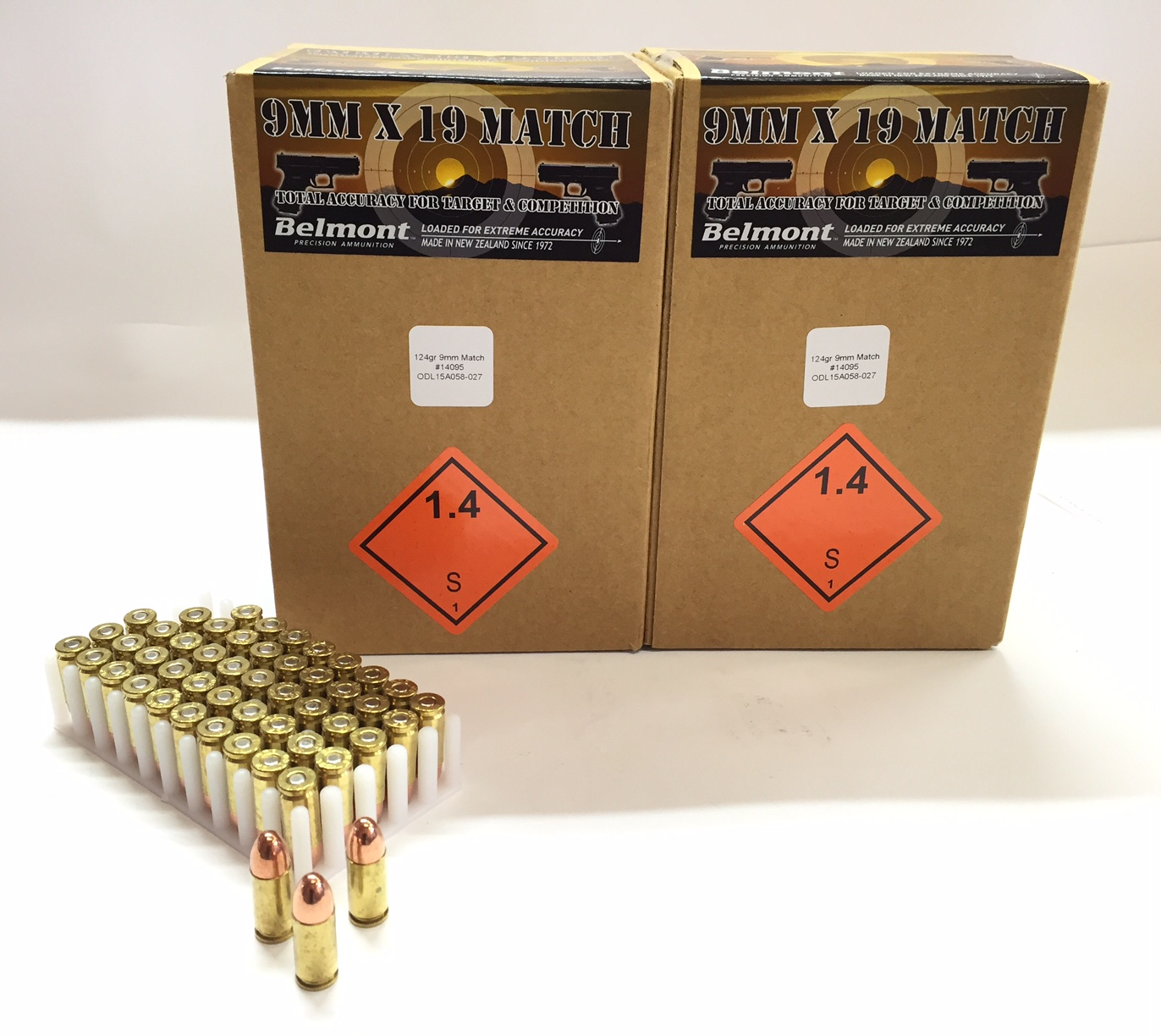 9mm 1000 rounds