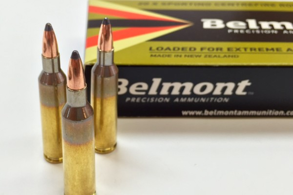 22-250 belmont