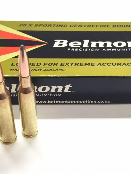 6.5 x 55 Belmont ammo