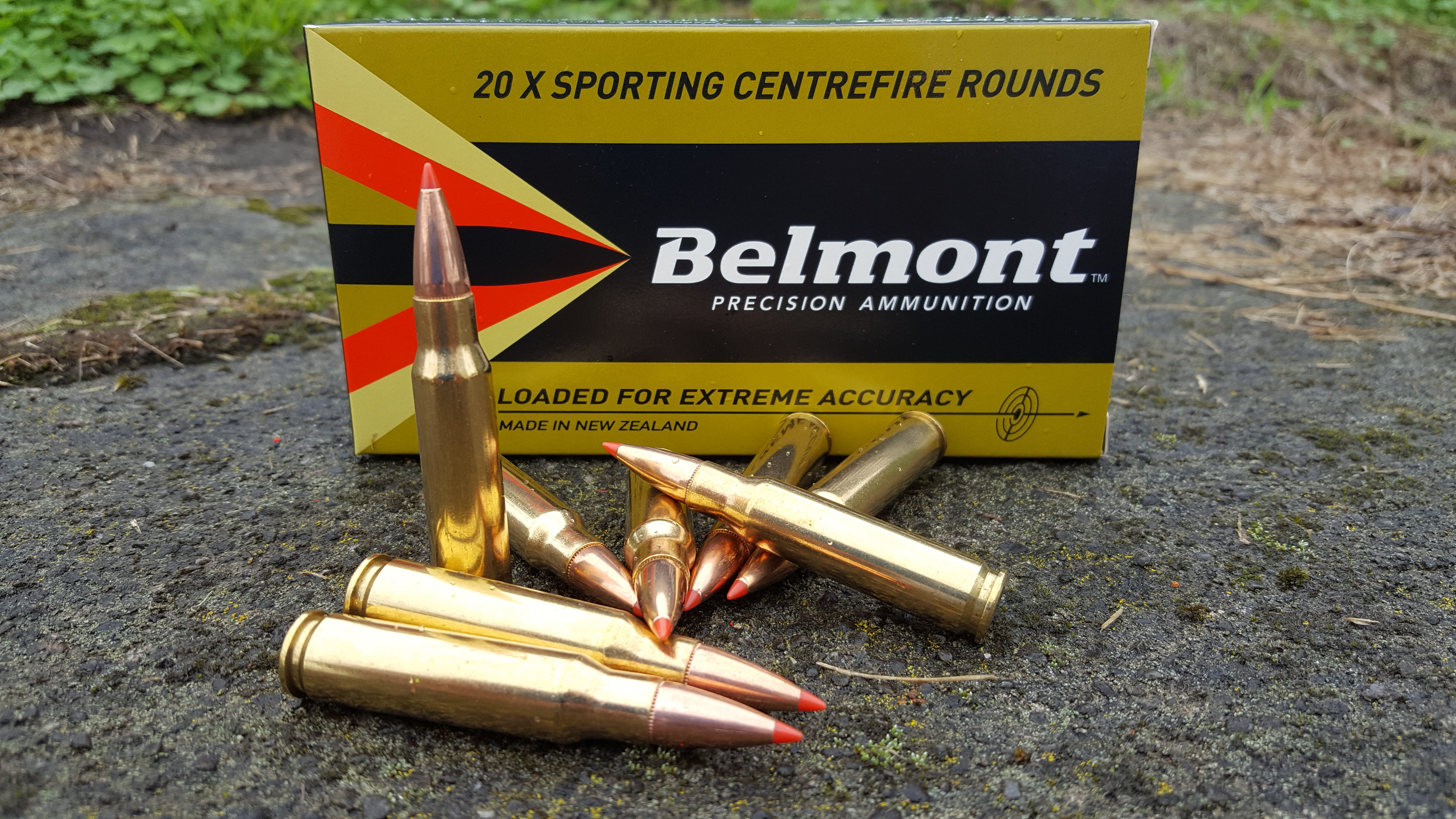 308 – Belmont Ammunition