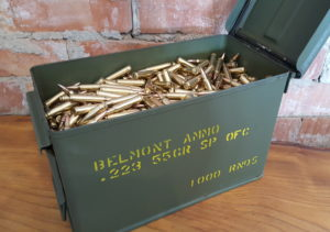 Bulk Deal! 1000 Rounds  223 SP for just $599 00 delivered