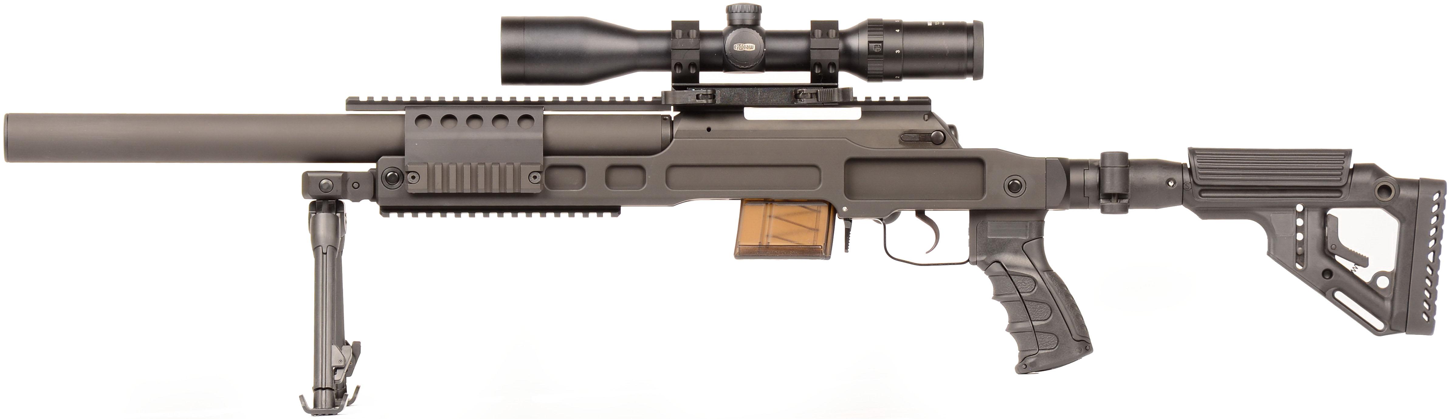 B&T Bolt Action Rifle SPR300  300 Whisper /  300 Blackout
