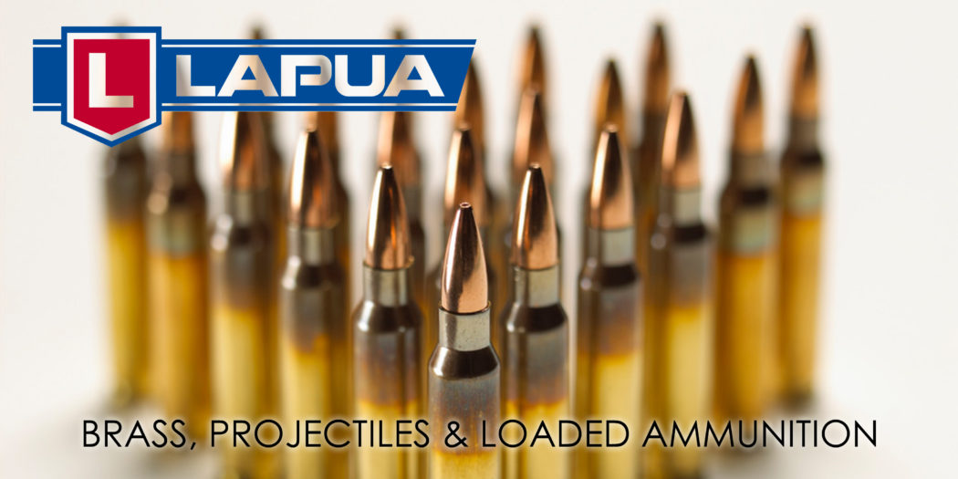 Lapua Ammunition & Components