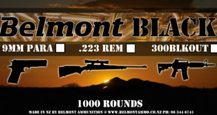 Belmont Black Ammunition