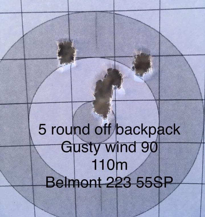 CUSTOMER REVIEW!…This ammo is ridiculously accurate in my 1:12 twist bolt action. More accurate than any other match ammo I've tried.