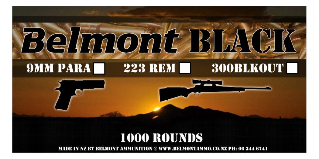 Belmont Ammunition – Belmont Ammunition