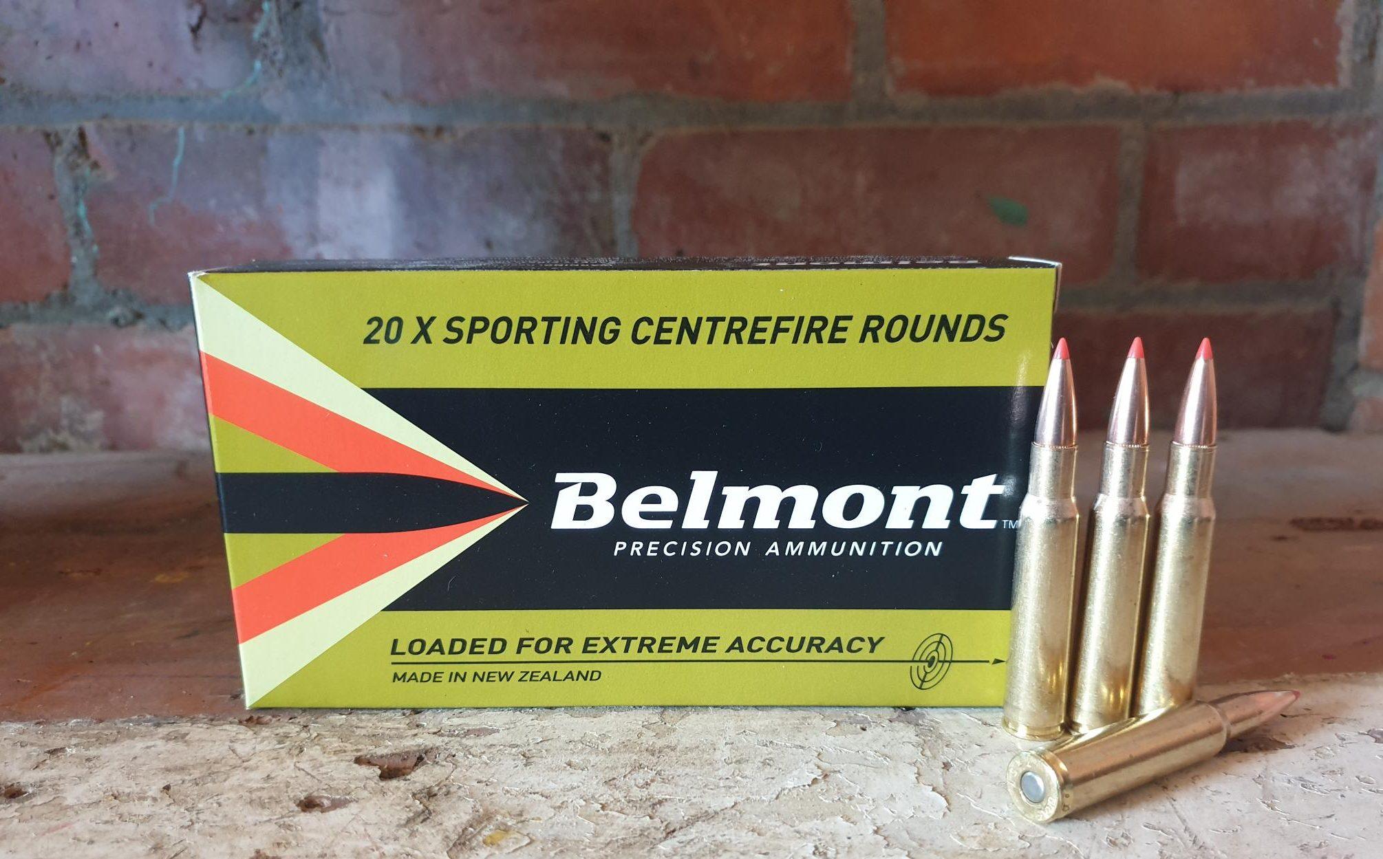 7×57 Mauser – Belmont Ammunition