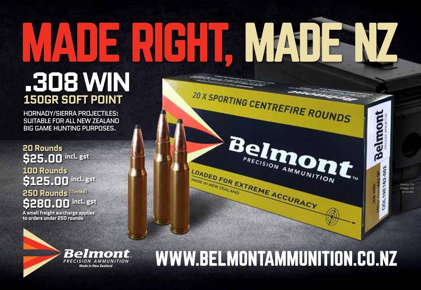 Belmont .308